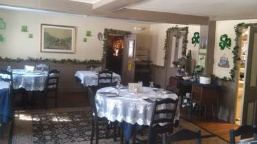 1737 Pub Menu New Boston Inn Sandisfield Ma